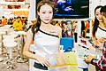 PDAking promotional models, Taipei IT Month 20151128b.jpg
