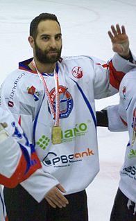 Samson Mahbod Canadian-American ice hockey player