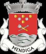 Brasão da freguesia de Mendiga