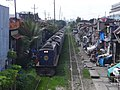 PNR railtrack with 203 series train (Dimasalang, Sampaloc, Manila)(2017-07-13).jpg
