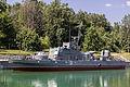 PSKR Shmel in the Great Patriotic War Museum 5-jun-2014 Side.jpg