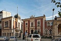 Palac Tadeusza Stryjenskiego W Krakowie Wikipedia Wolna