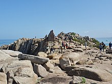 Lovers Point in Monterey, Ca - Top things to do on the ... |Rock Pacific Grove California