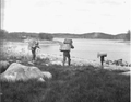 Packing on Frog Portage, Churchill River, Sask. 1924.png