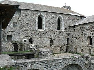 Saint George's Night Uprising - Padise Abbey.