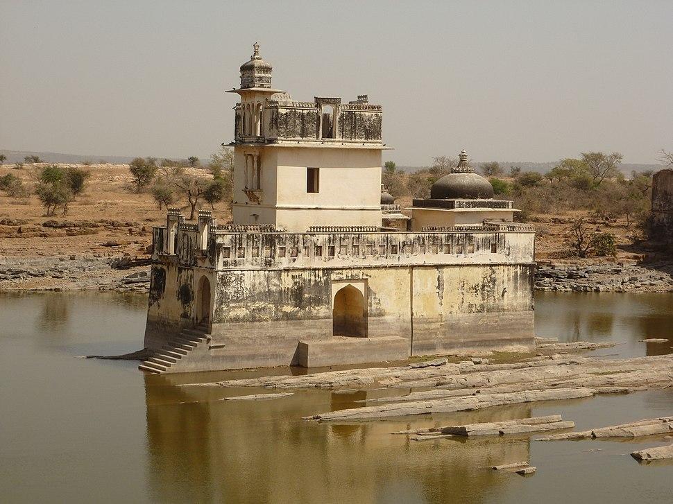 Padmini Palace, Chittorgarh, Rajasthan