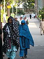 Pakistani pilgrimes of Mohammad al-Mahruq Mosque - October 15,2013 - Nishapur 8.JPG