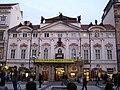Palác Sylva - Taroucca (Nové Město), Praha 1, Na Příkopě 852, Nové Město.JPG