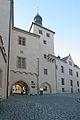 Palác Vlašský dvůr (Kutná Hora) vstupní brána.JPG