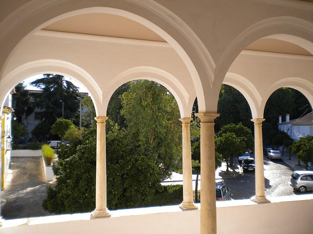 File palacio matos azambuja ou casa dos arcos vv jpg - Hostel casa dos arcos ...