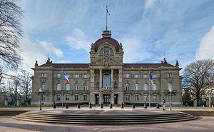 Palais du Rhin - The Palais du Rhin, Strasbourg