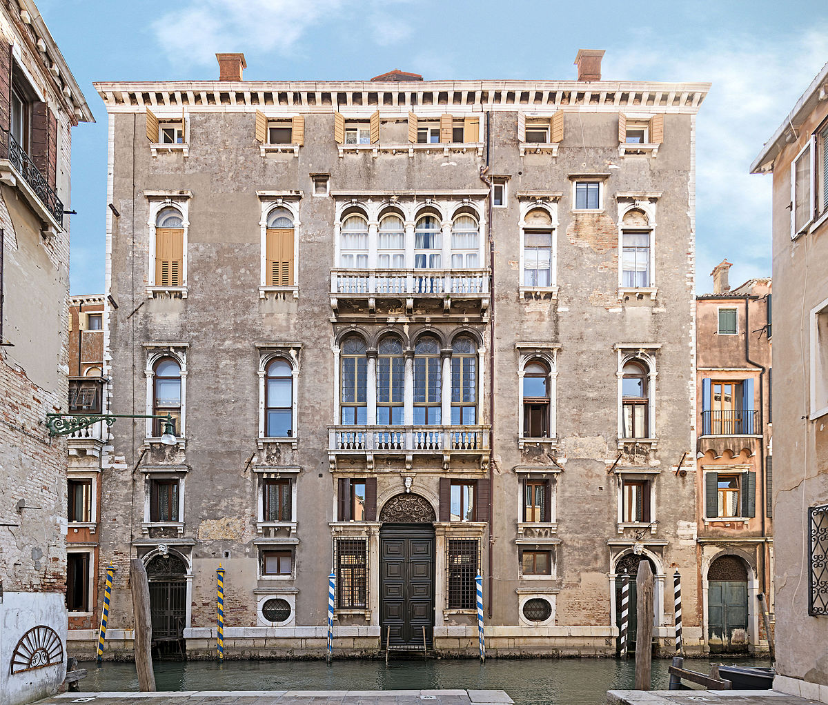 Palazzo barbarigo della terrazza wikipedia for Terrazza panoramica venezia