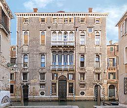 Palazzo Barbarigo della Terrazza - Wikipedia