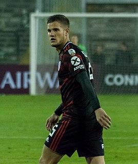 Bruno Zuculini Argentine footballer