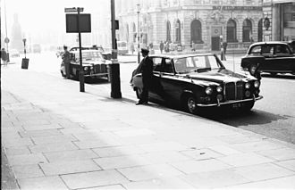 Daimler DS420 - Westminster 1974