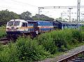 Palnadu Express with WDP-4B Loco(40017).jpg
