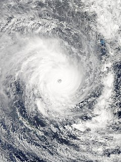 Cyclone Pam Category 5 South Pacific cyclone in 2015
