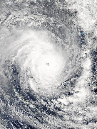 Cyclone Pam - Image: Pam 2015 03 13 0220Z