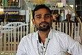 Pankaj Deo at Wikimania 2018 (01).jpg