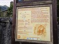 Panneau d'information, histoire, Louvie-Juzon, Pyrénées-Atlantiques DSC04737 améliorée.jpg