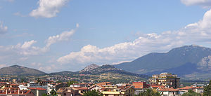 Guidonia Montecelio - Panorama of Guidonia