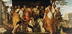 Paolo Caliari, called Veronese - The Anointment of David - Google Art Project.jpg