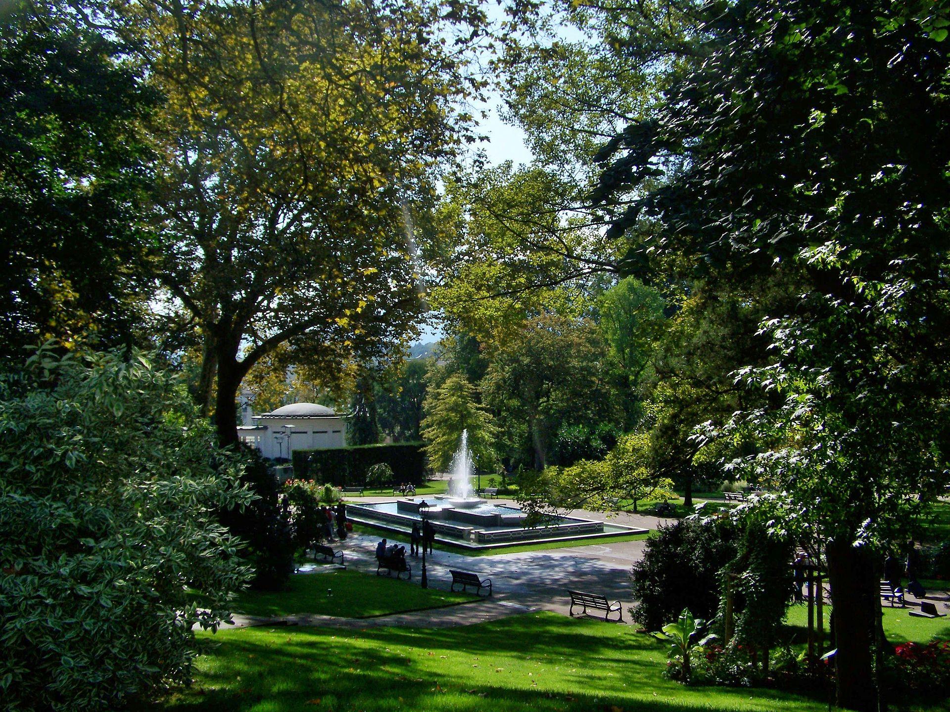 Conseil National Des Parcs Et Jardins Deuxime Rapport D