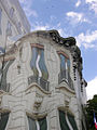 Paris, trompe-l'oeil avenue George V.jpg