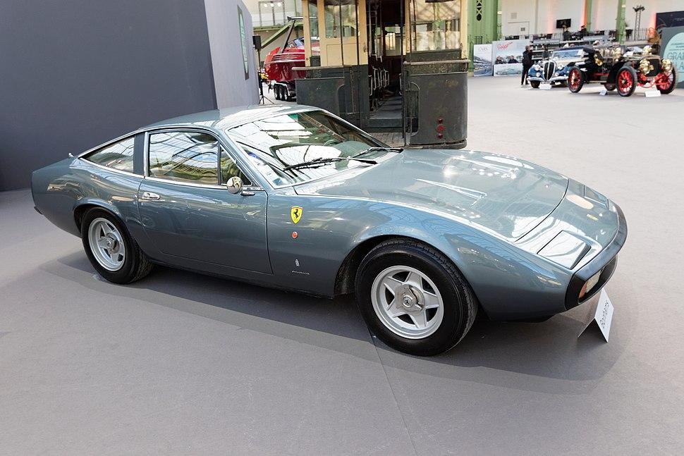 Paris - Bonhams 2015 - Ferrari 365 GTC 4 Berlinetta - 1972 - 002