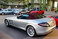 Paris - Bonhams 2016 - Mercedes-Benz SLR McLaren Roadster - 2005 - 003.jpg