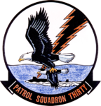 Patrol Squadron 30 (US Navy) insignia 1993.png