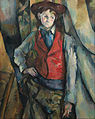 Paul Cézanne - Boy in a Red Waistcoat - Google Art Project.jpg