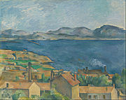 Paul Cézanne - The Bay of Marseilles, Seen from L'Estaque - Google Art Project.jpg