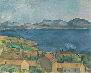 The Bay of Marseilles, Seen from L'Estaque