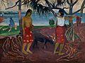 Paul Gauguin - I Raro te Oviri (1891).jpg