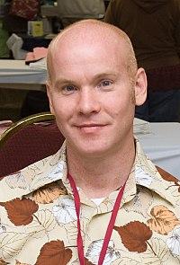 Paul Tobin at Stumptown Comics Festival 2007.jpg