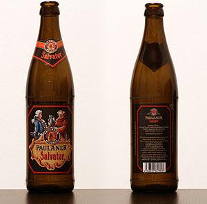 Paulaner Brewery - Paulaner Salvator