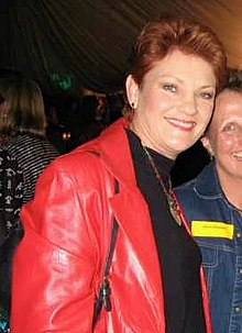 Pauline Hanson - Wikipedia, the free encyclopedia