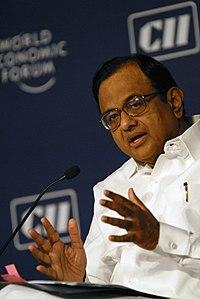 P.Chidambaram India's new Union Home Minister