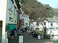 Pedestrian only street Lynmouth - geograph.org.uk - 371230.jpg