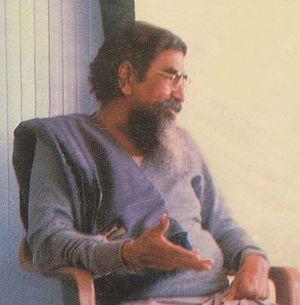 Tanittamil Iyakkam - Perunchithiranar, Tamil poet.