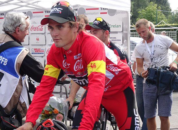 Perwez - Tour de Wallonie, étape 2, 27 juillet 2014, arrivée (D58).JPG