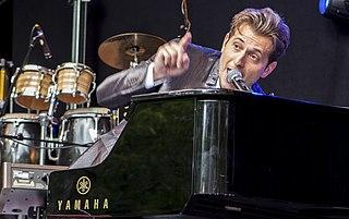 Peter Cincotti American singer-songwriter