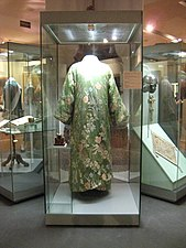 Peter I's dressing gown by shakko.jpg