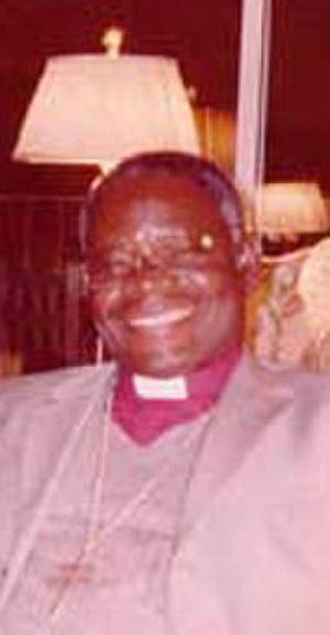 Peter Akinola - Image: Peter Jasper Akinola