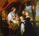 Peter Paul Rubens - Deborah Kip and her Children - WGA20381.jpg