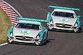 Petronas Syntium Mercedes SLS AMG GT3 2012 Super Taikyu Suzuka 300km.jpg
