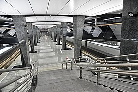 Petrovsky park metro station - view from stairs.jpg