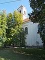 Pfarrkirche, W, Templom Platz, 2020 Piliscsaba.jpg