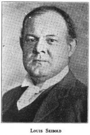 Louis Seibold - Image: Picture of Louis Seibold